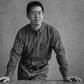Vincent Lam, author of The Headmaster's Wager (Doubleday Canada)