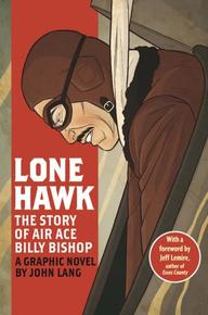 Book Cover Lone Hawk