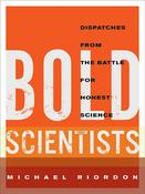 Book Cover Bold Scientists