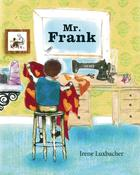Book Cover Mr Frank