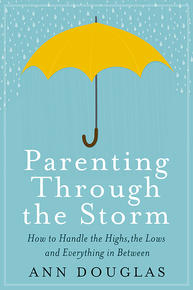 Parenting Through the Storm: Book Cover