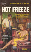 Book Cover Hot Freeze