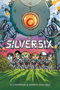 Book Cover the Silver Six