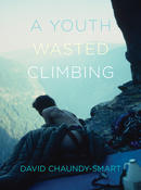 Book Cover A Youth Wasted Climbing