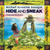 Book Cover Hide and Sneak