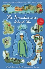 Book Cover The Breadwinner