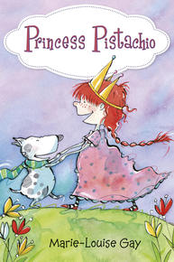 Book Cover Princess Pistachio