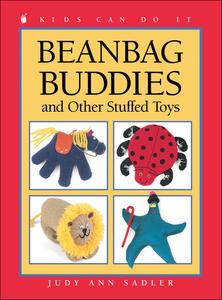 Book Cover Beanbag Buddies