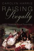 Book Cover Raising Royalty