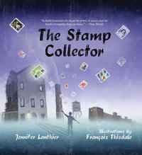 Book Cover The Stamp Collector