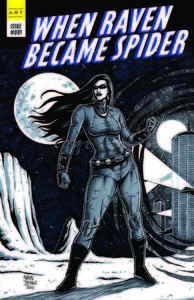 Book Cover When Raven Becomes Spider