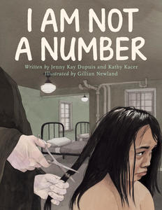Book Cover I am Not a Number