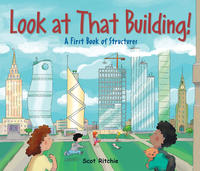 Book Cover Look at that Building
