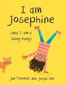 Book Cover I Am Josephine
