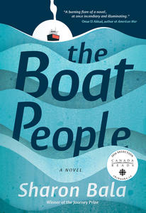 Book Cover The Boat People