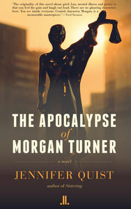 Book Cover The Apocalypse of Morgan Turner