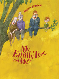 Book Cover MY Family Tree and Me