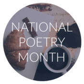 Logo National Poetry Month