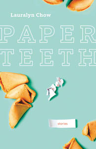 Book Cover Paper Teeth