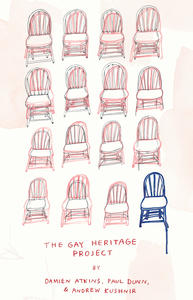 Book Cover Gay Heritage Project