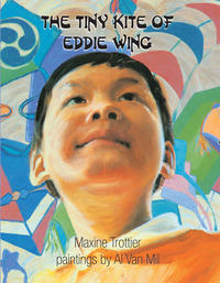 Book Cover The Tiny Kite of Eddie Wing