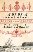 Book Cover Anna Like Thunder