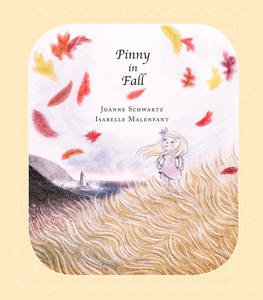 Book Cover Pinny in Fall