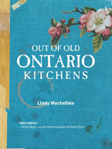Book Cover Out of Old Ontario Kitchens