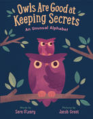 Book Cover Owls are Good at Keeping Secrets