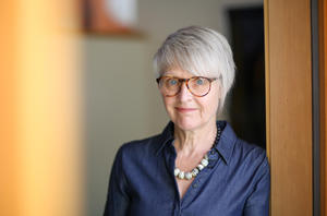 The Chat with Kathy Page