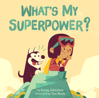 Book Cover What's My Superhero