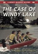 Book Cover The Case of Windy Lake