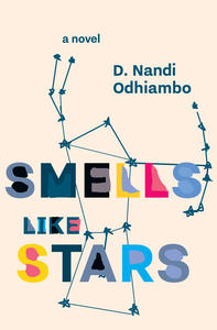 Book Cover Smells Like Stars