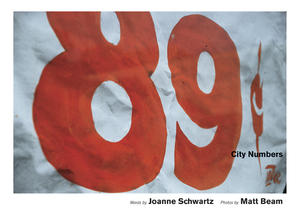 Book Cover City Numbers
