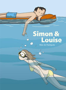 Book Cover Simon and Louise