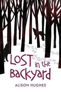 Book Cover Lost in the Backyard