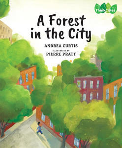 Book Cover A Forest in the City