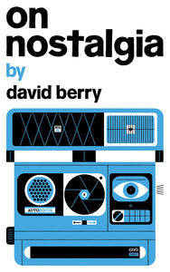 Book Cover On Nostalgia