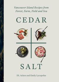 Book Cover Cedar and Salt