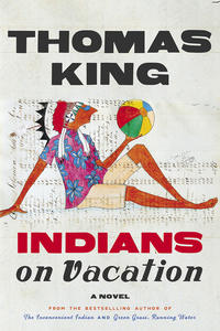 Book Cover Indians on Vacation