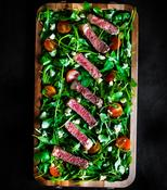 Summer Steak Salad With Gorgonzola