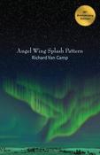 Book Cover Angel Wing Splash Pattern