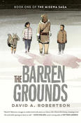 Book Cover The Barren Grounds