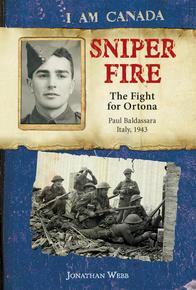 Book Cover Sniper Fire