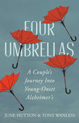 Book Cover Four Umbrellas