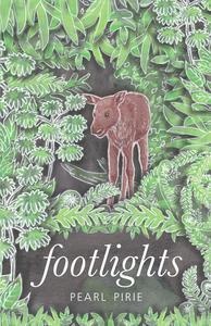 book cover footlights