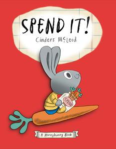 Book Cover Spend It