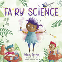 Book Cover Fairy Science