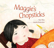 Book Cover Maggie's Chopsticks
