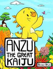 Anzu the Great Kaiju